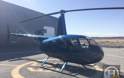 An interview with Frank Robinson, from Robinson Helicopters