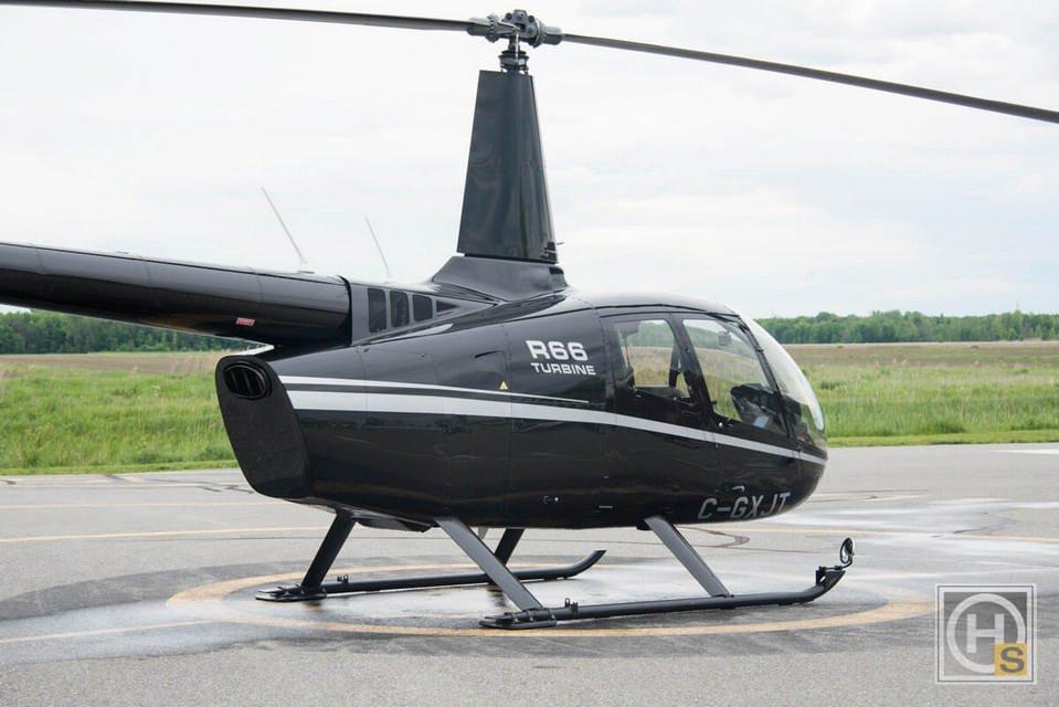 2013-ROBINSON R66 C-GXJT