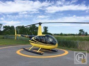 2008 ROBINSON R44 CLIPPER II