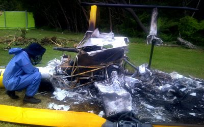 What's Wrong With Robinson R44 Pilots?