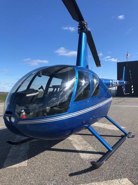 ROBINSON R44 RAVEN II-OVERHAULED AUGUST 2018