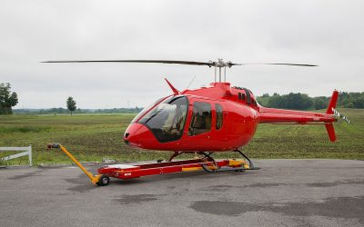 Flight Test – Bell 505 Jet Ranger X, the new Bell model