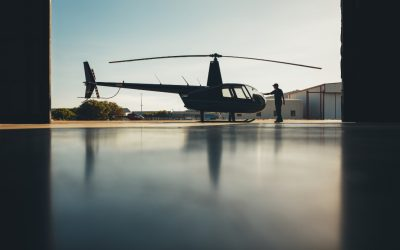 Cadets: Robinson delivers two new helicopters to Texas