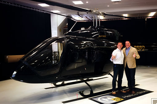 Bell Helicopter appoints HeliStore as Independent Representative
