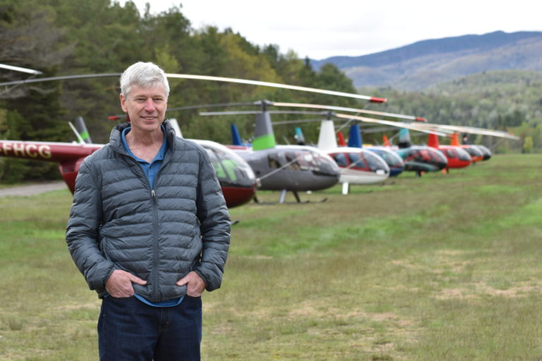 vice-president of Engineering in Robinson helicopter